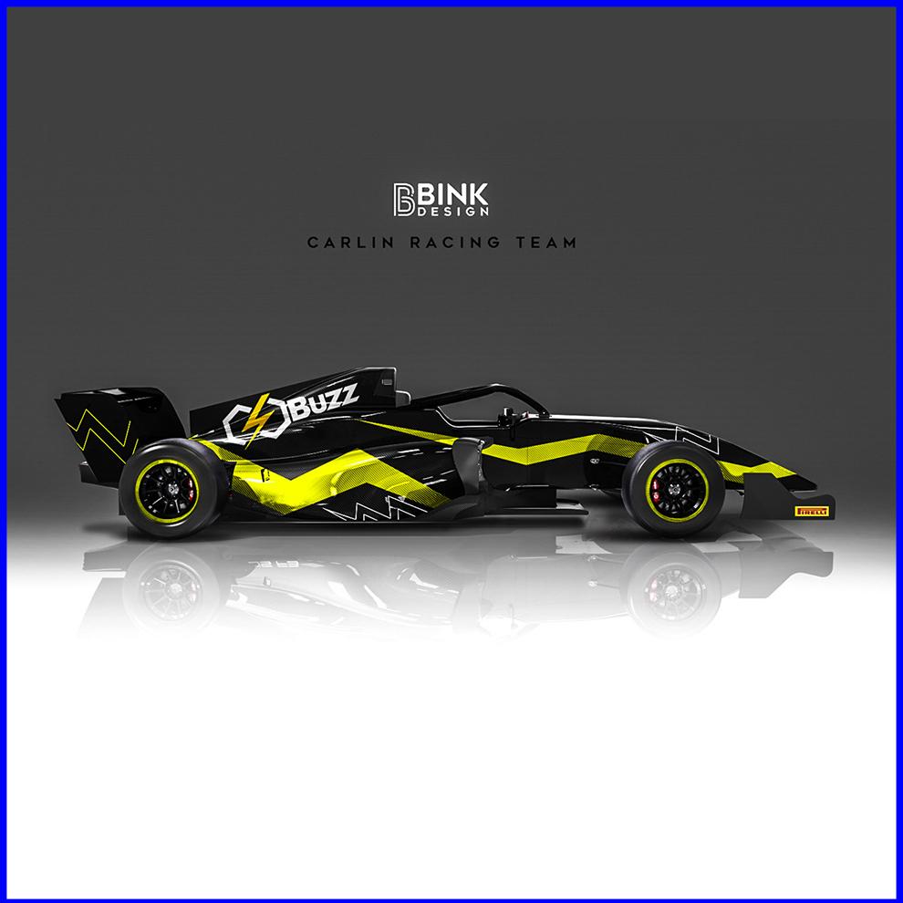 Carlin F3